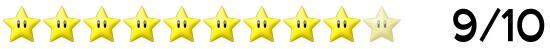 9 Sterne