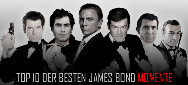 Top 10 Der Besten James Bond Momente Owleych