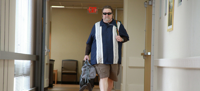 John Goodman in a hospital - one could say, he'd entered a world of pain