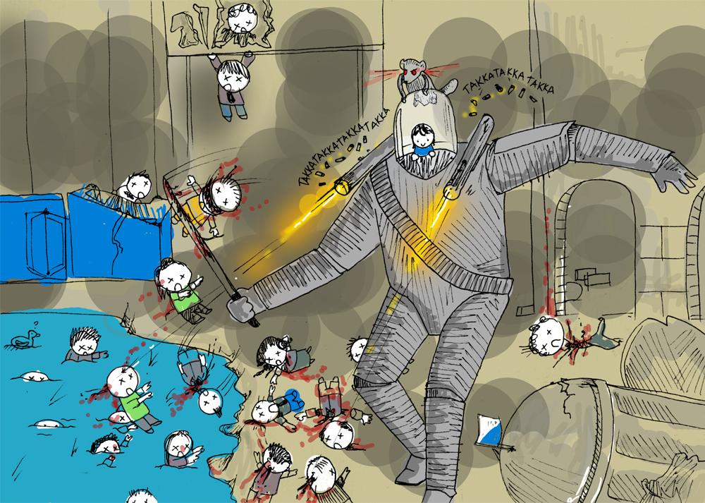 ZombiesZürich