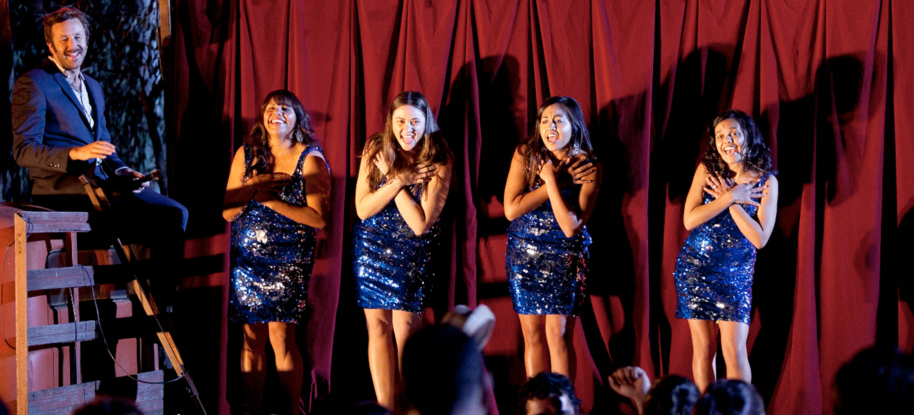 """Introducing - the Australian Spice Girls!"""