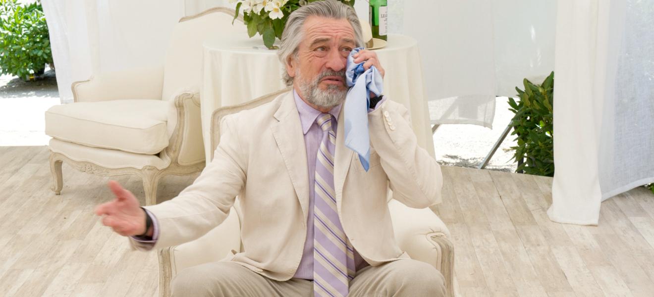 Nicht nur Robert de Niro ist bei diesem Film zum Weinen zumute.