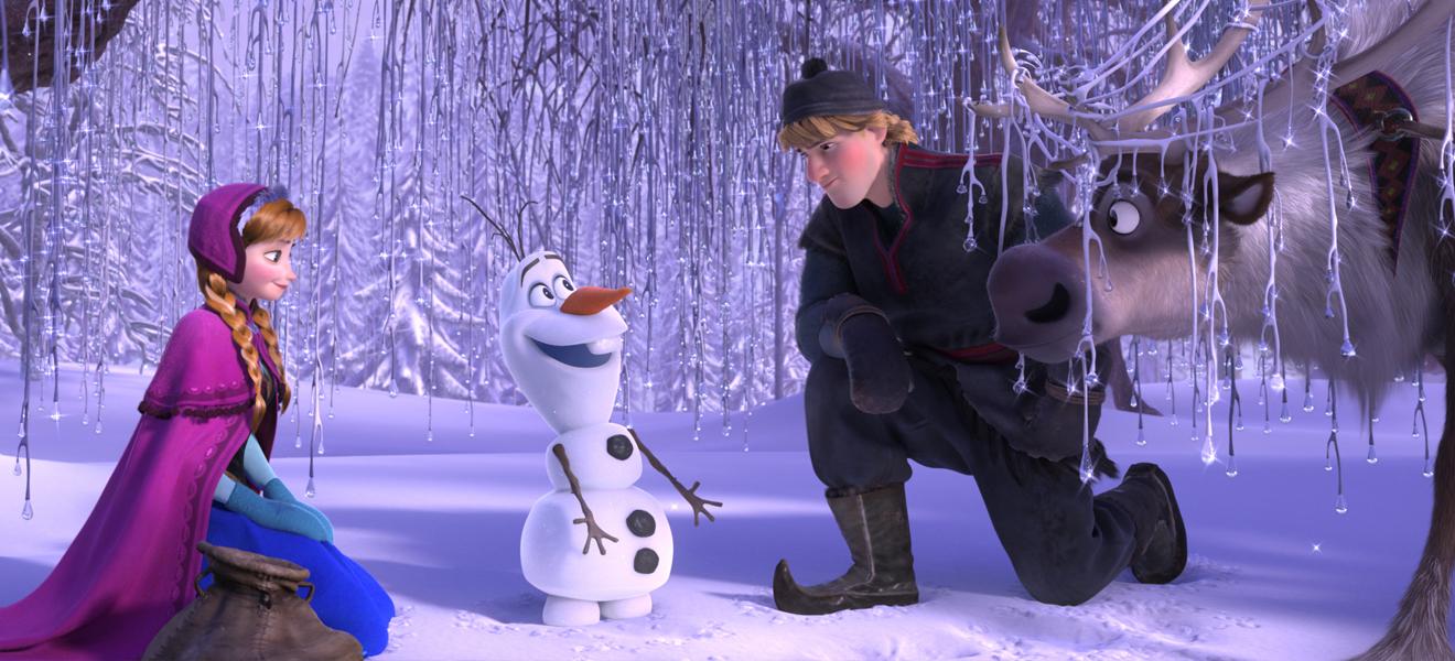 """""""Hallo, ich bin Olaf. Ich werde euch für die nächsten anderthalb Stunden tierisch auf die Nerven gehen!"""""""