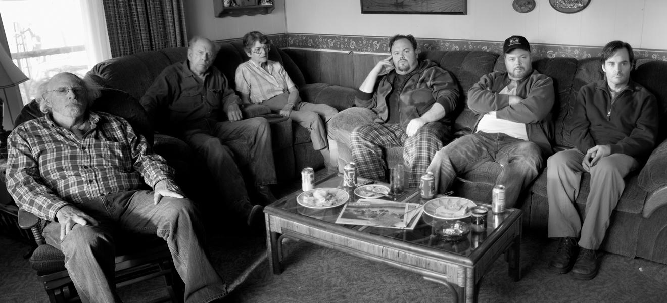 Familienidylle im Hause Grant