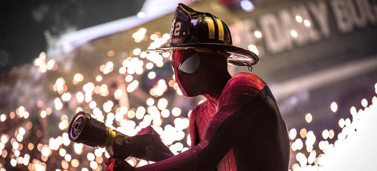 The Amazing Fireman