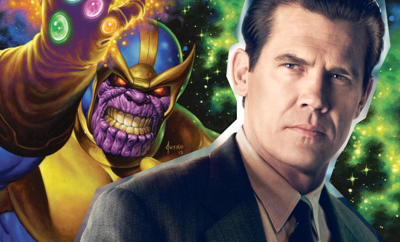 Thanos Schauspieler