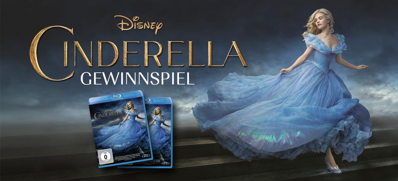 CinderellaGewinnspiel